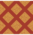Seamless pattern with American Indians art