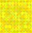 yellow geometric background from rounds vector image