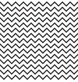 abstract seamless pattern zig-zag line texture vector image vector image
