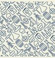 wine bar seamless pattern for restaurant menu vector image vector image