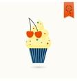Happy Valentines Day Icon vector image