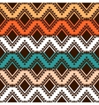 Seamless ethnic indian pattern vector image