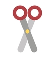 scissor isolated icon design vector image