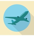 Air plane icon vector image vector image