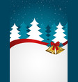 christmas background seasons greetings vector image vector image