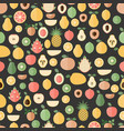 healthy food background healthy food background vector image vector image