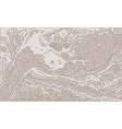 beige marble texture hand drawn marbled pattern vector image vector image