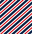 Diagonal slanting lines vector image vector image
