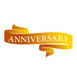 ribbon anniversary template