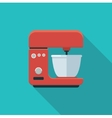 Stationary mixer Simple icon vector image