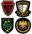 emblem royal badge shield