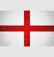 england country flag of english nation vector image