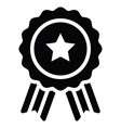 award badge united state independence day related vector image vector image