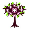 Tree isolated vector image