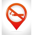 no smocking design vector image vector image