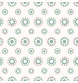 pastel colors polka dots seamless pattern vector image vector image