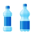 Water bottle vector image vector image