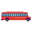 a bus vector image vector image