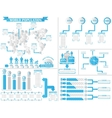 INFOGRAPHIC DEMOGRAPHICS 4 vector image