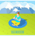 isometric yoga composition