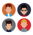 people community social society vector image vector image