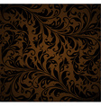 Floral Patterned Background vector image vector image