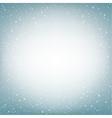 Light blue snow background vector image