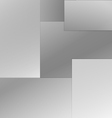 Grayscale Modern design background vector image vector image
