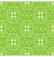 light green seamless pattern for background vector image vector image