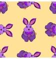 Rabbit sketch vector image vector image
