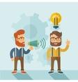 Good business idea vector image
