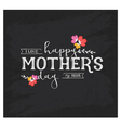 Mothers Day Design Element for Greeting Card vector image vector image