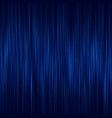 abstract blue and vertical lines background vector image