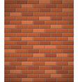 brick wall 04 vector image vector image