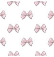 cute seamless pattern with beautiful hand drawn vector image vector image