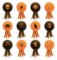 Halloween rosettes vector | Price: 1 Credit (USD $1)