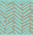 herringbone textured seamless pattern with random vector image vector image
