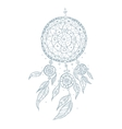 Dream Catcher Decorative vector image