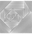 Geometric pattern Zentangle vector image vector image