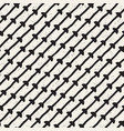 hand drawn lines seamless grungy pattern abstract vector image