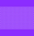 polka dot pattern baby background eps10 vector image vector image