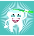 Tooth Dental care Health vector image