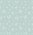 christmas seamless-01 vector image vector image