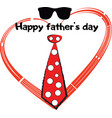 happy father s day 4 vector image