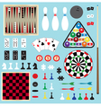 games clipart vector image vector image