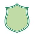 shield icon image vector image
