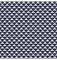 Abstract seamless geometric pattern background vector image