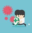 covid19-19 coronavirus protection and quarantine vector image