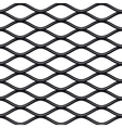 Texture black and white expanded metal sheet mesh