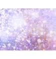 defocused beidge lights glitter eps 10 vector image vector image